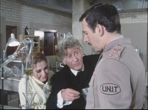 Doctor Liz and Brig