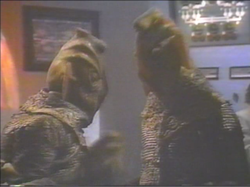 Silurians in Base