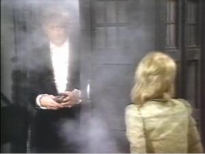 Doctor Smoking TARDIS